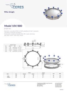 Model-10V800