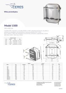 Model-1500