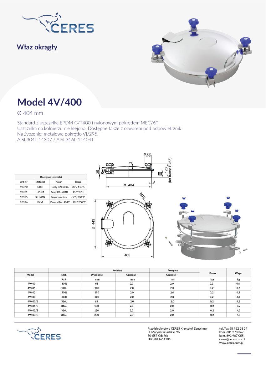 Model-4V400