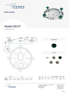 Model 520vt