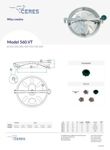 Model 560vt
