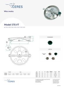 Model 570vt