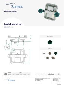 Model 601vtart