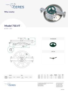 Model 750VT
