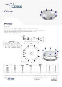 Model-8V600