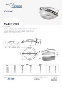 Model-T1500