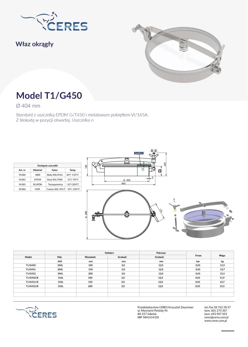 Model-T1G400