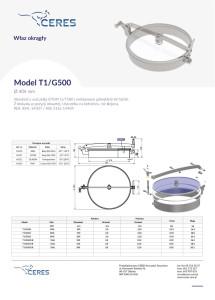 Model-T1G500