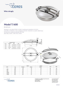 Model-T600