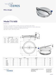 Model-TV600