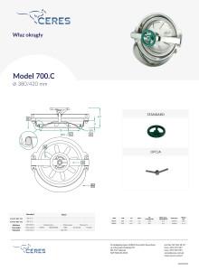 Model700C