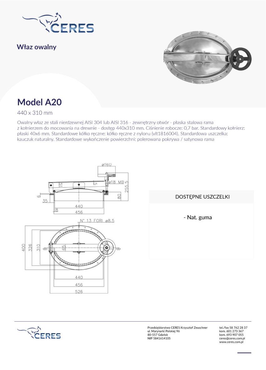 Model-a20