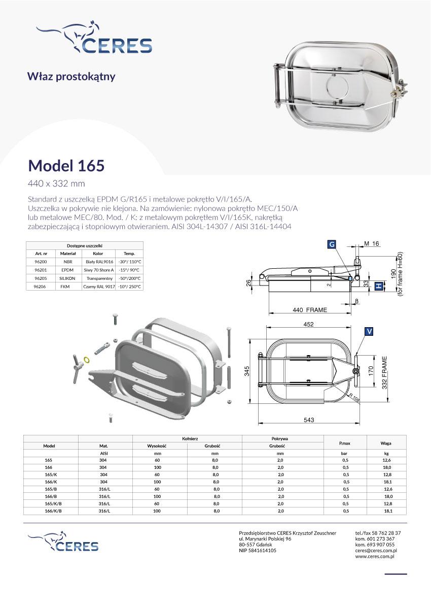 Model-165