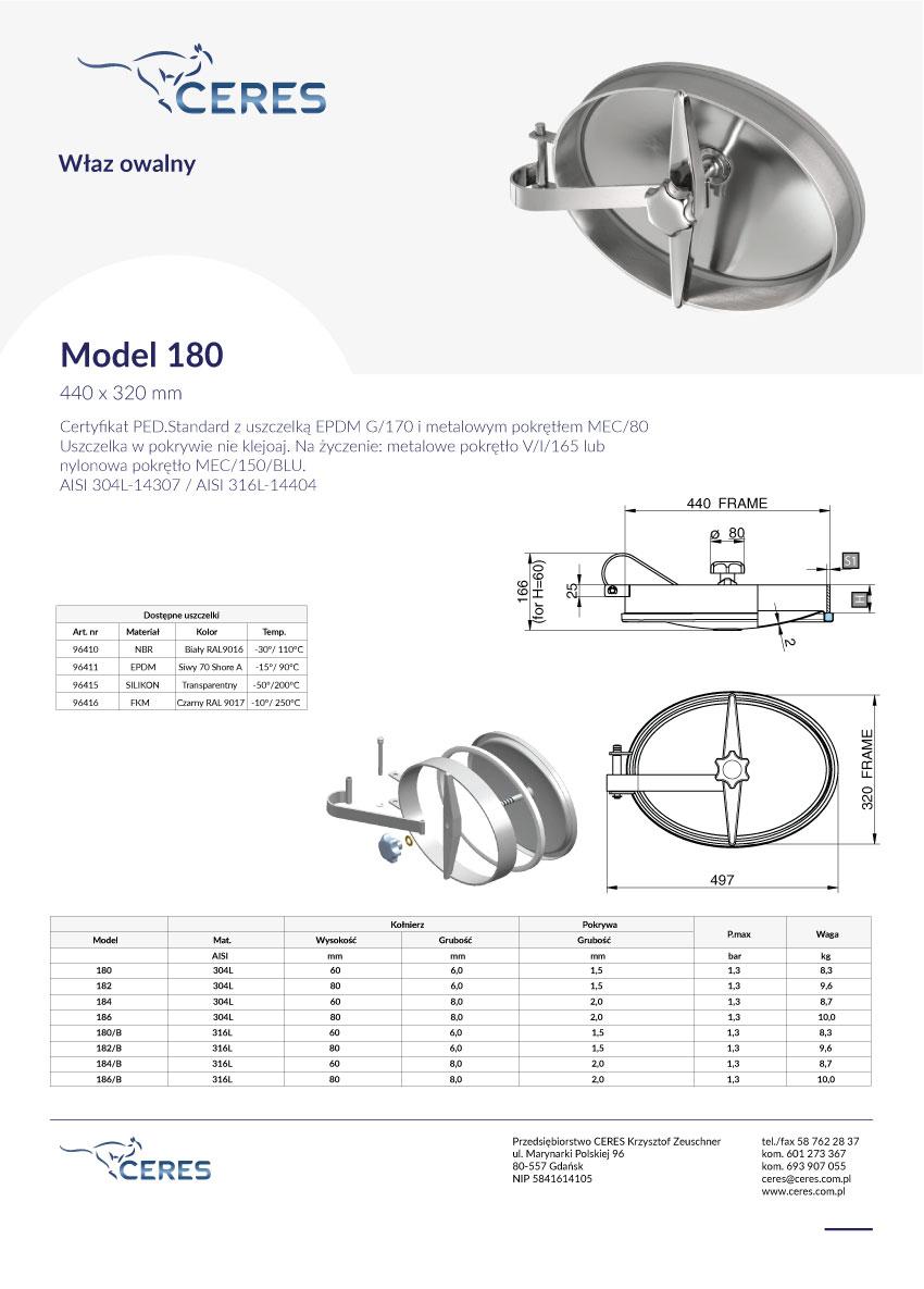 Model-180