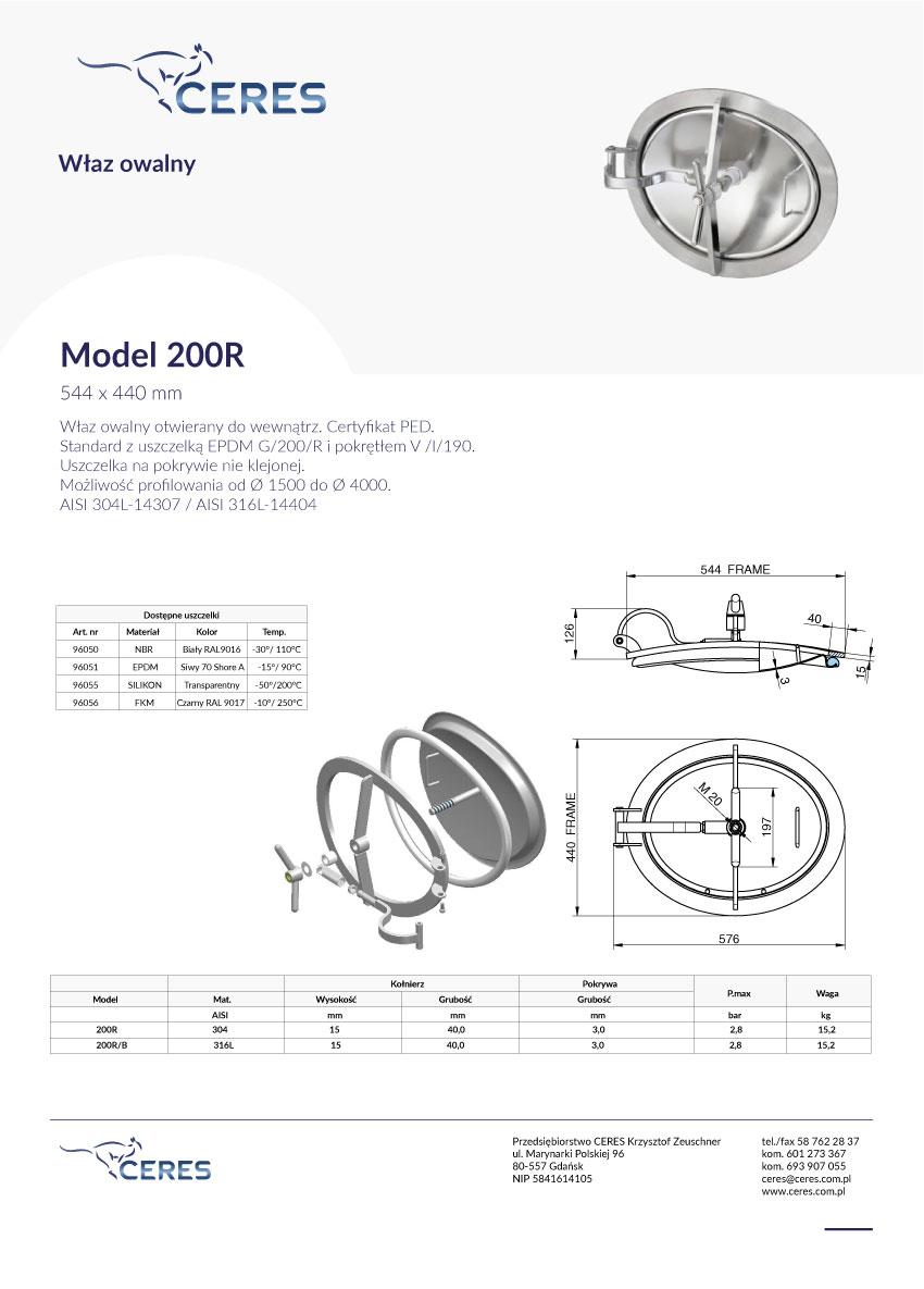 Model-200R