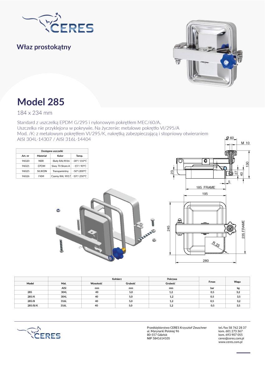Model-285