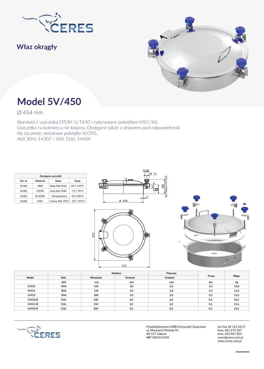 Model-5V450