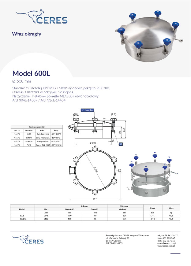 Model-600l