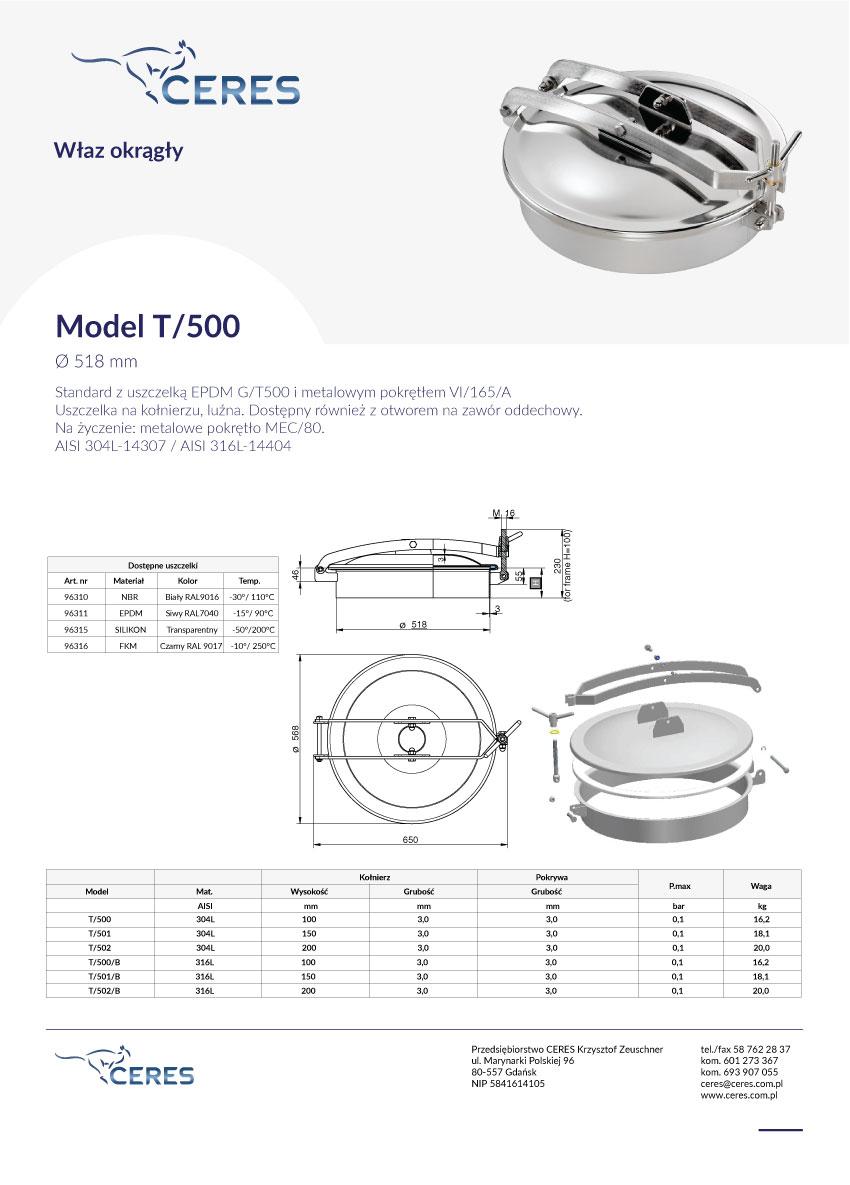 Model-T500