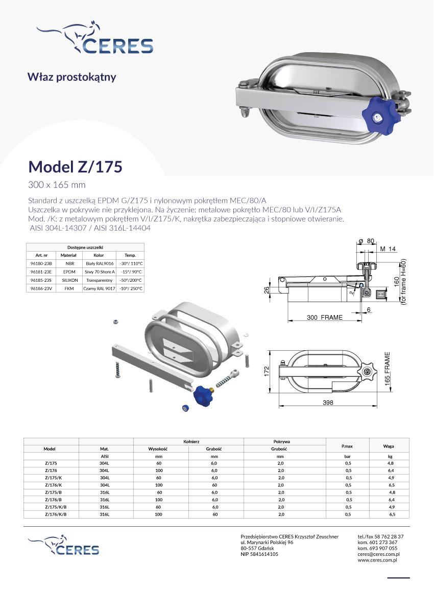 Model-z175