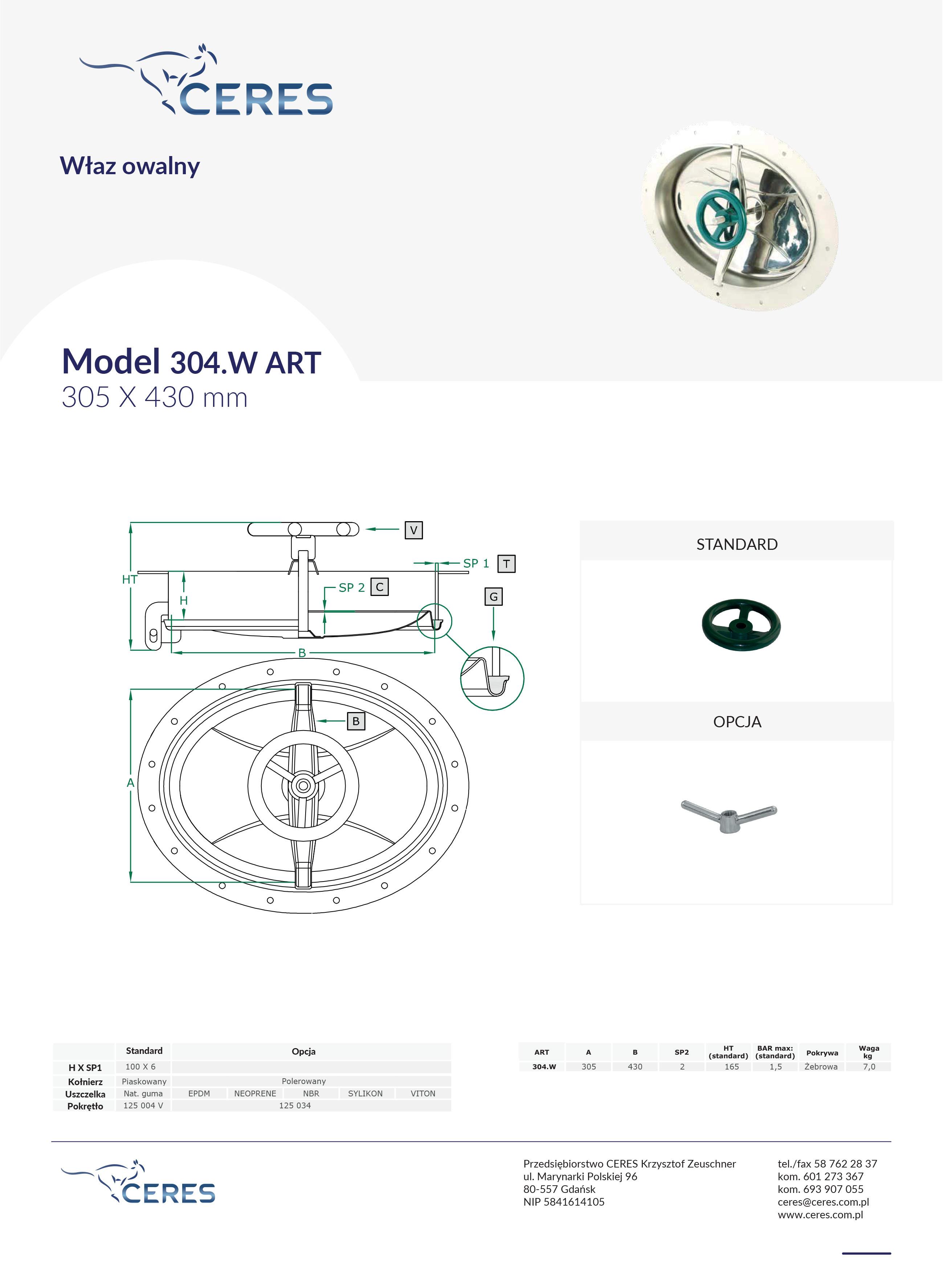 Model304w