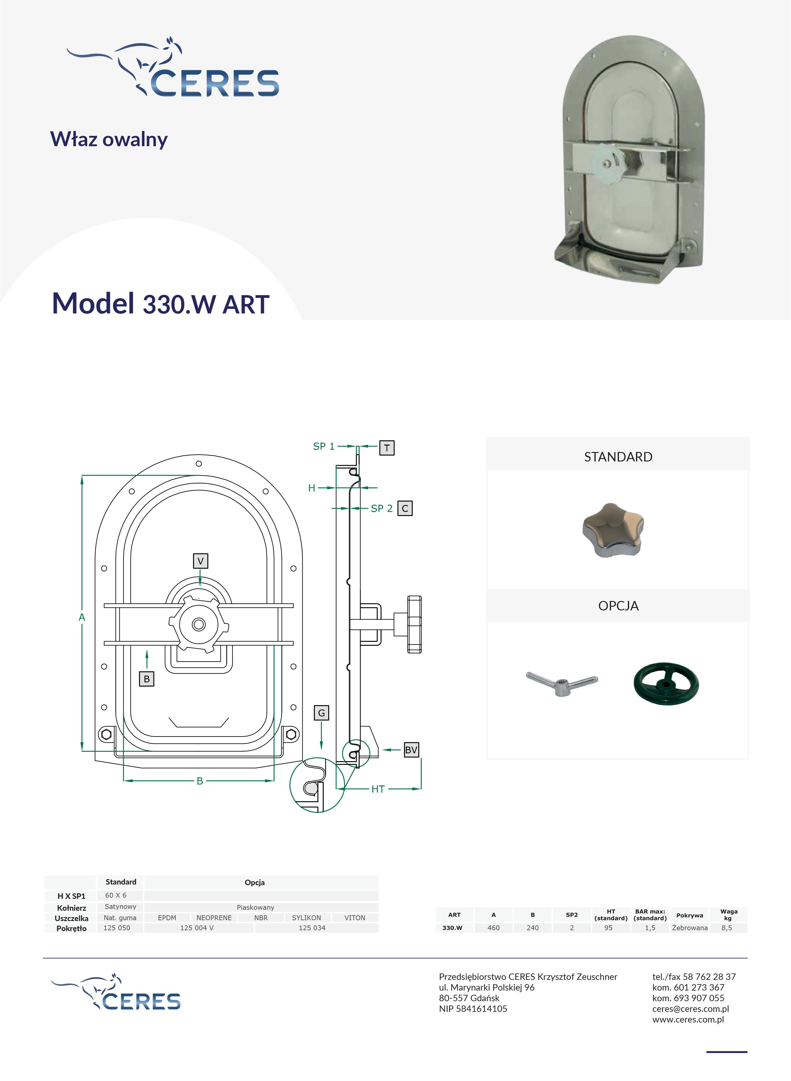 Model330W