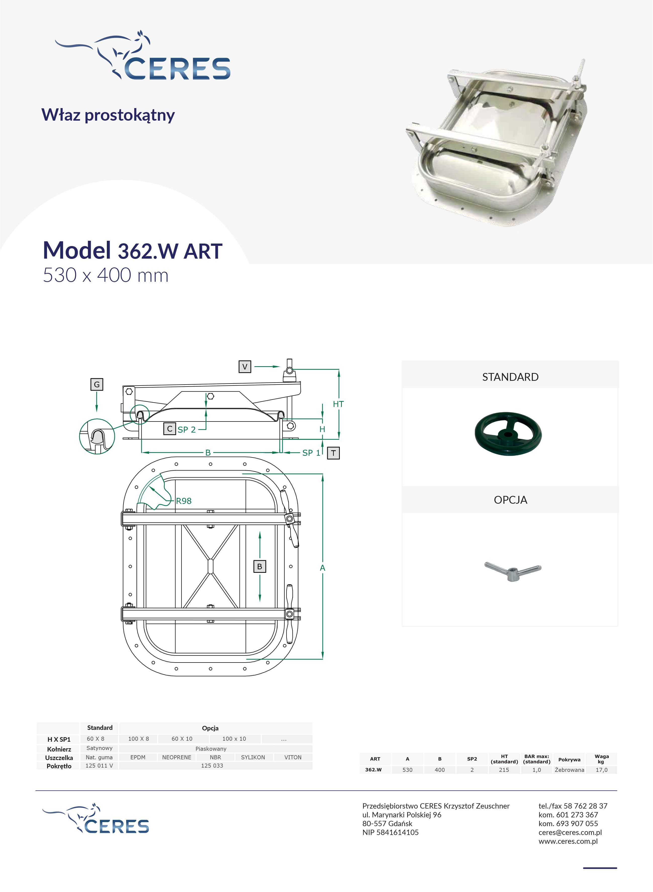 Model362W