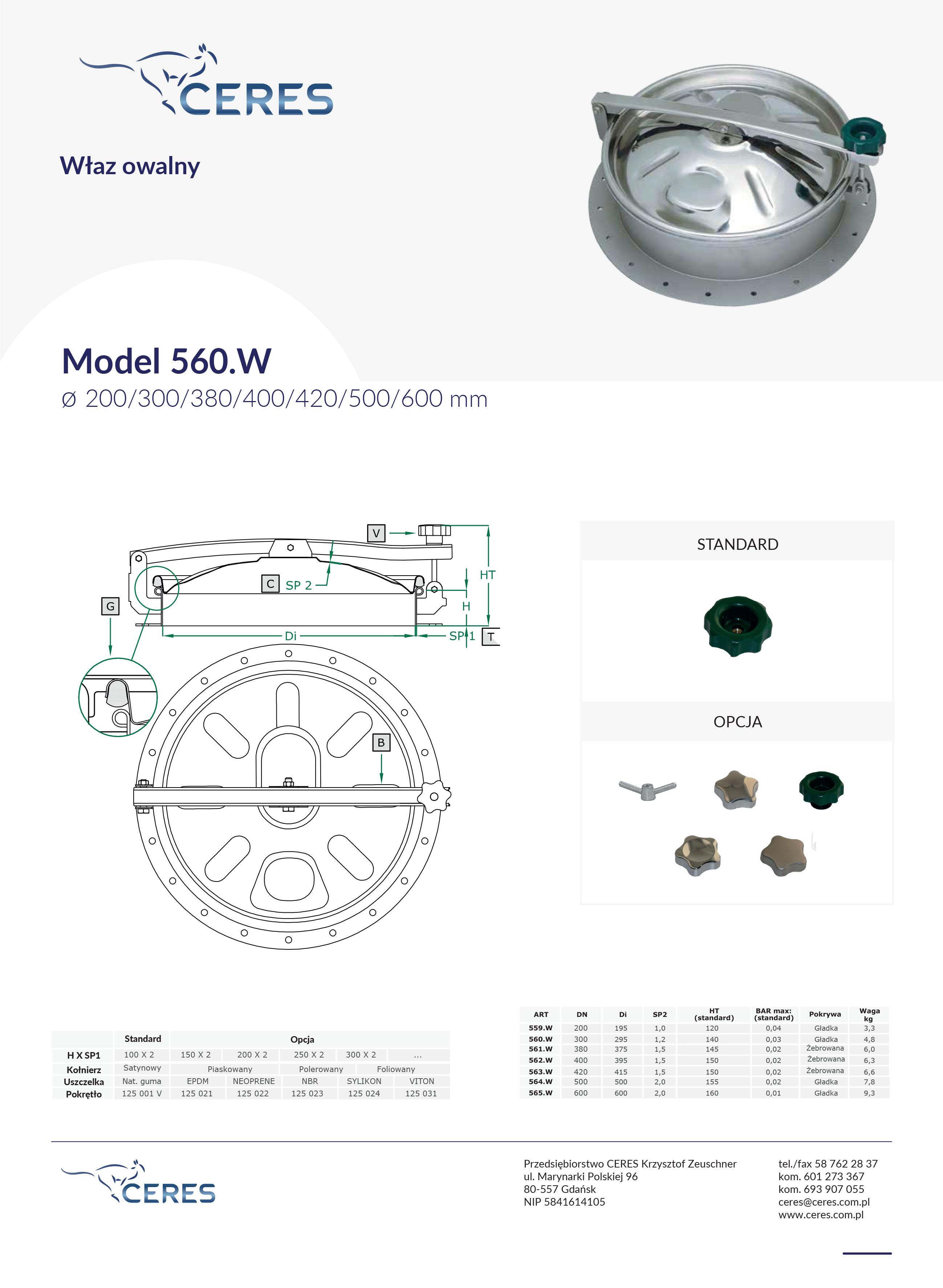 Model560W