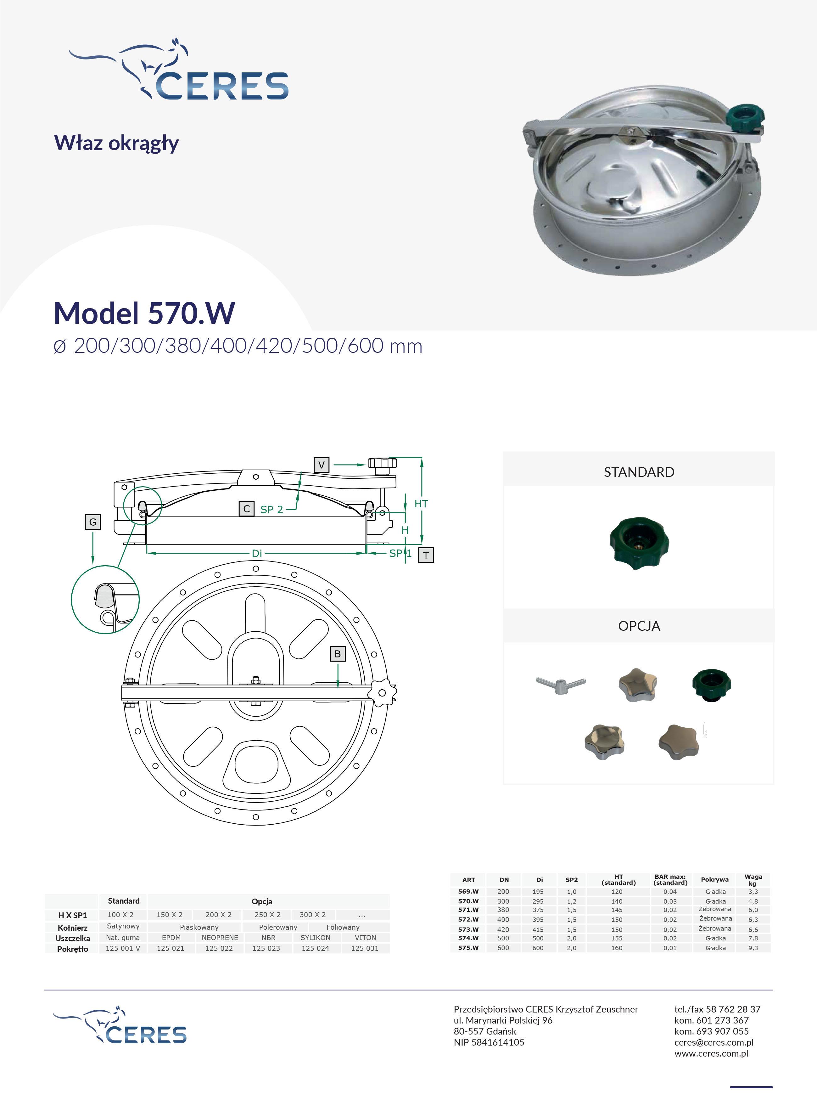 Model570W