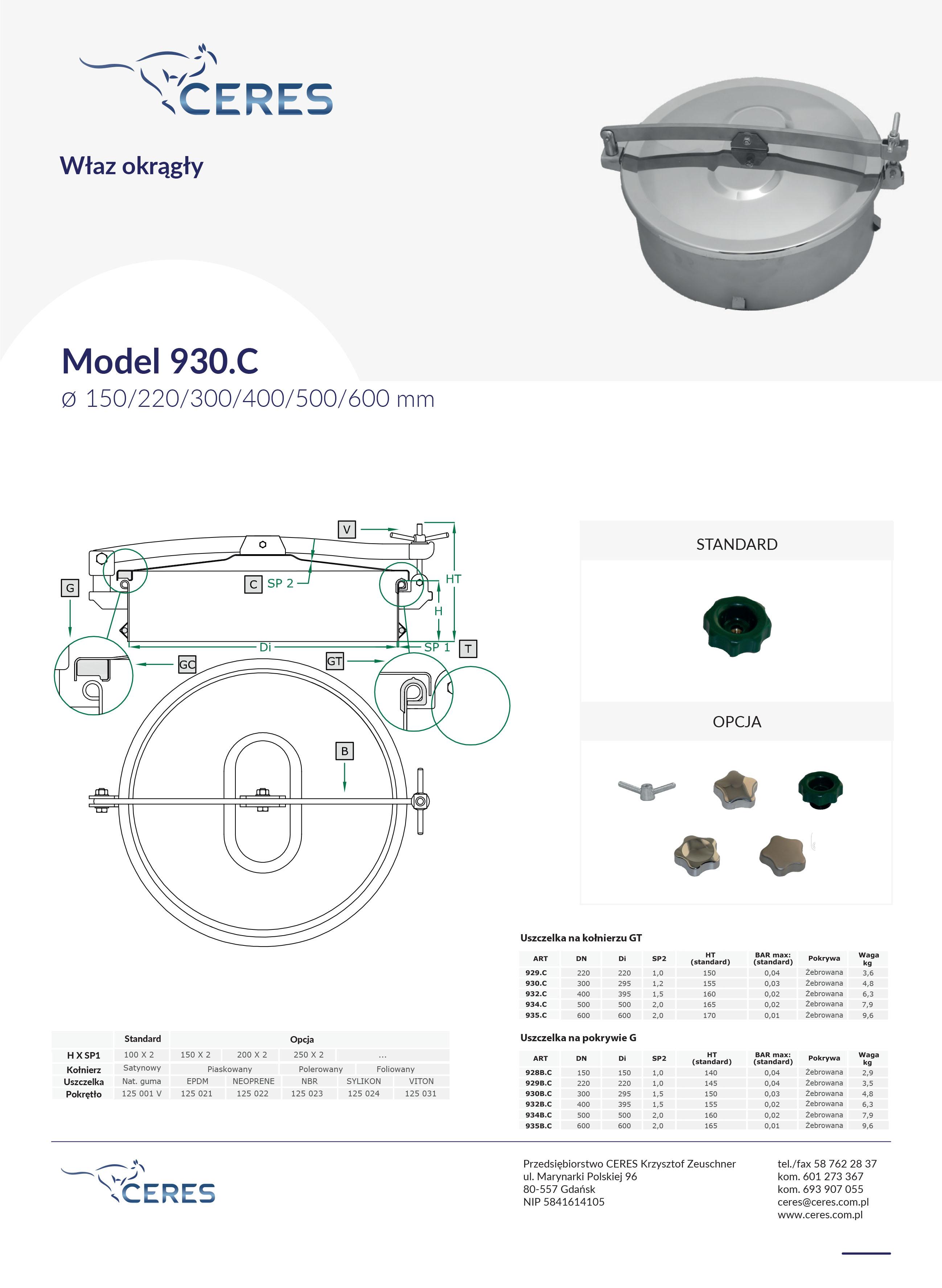 Model930c