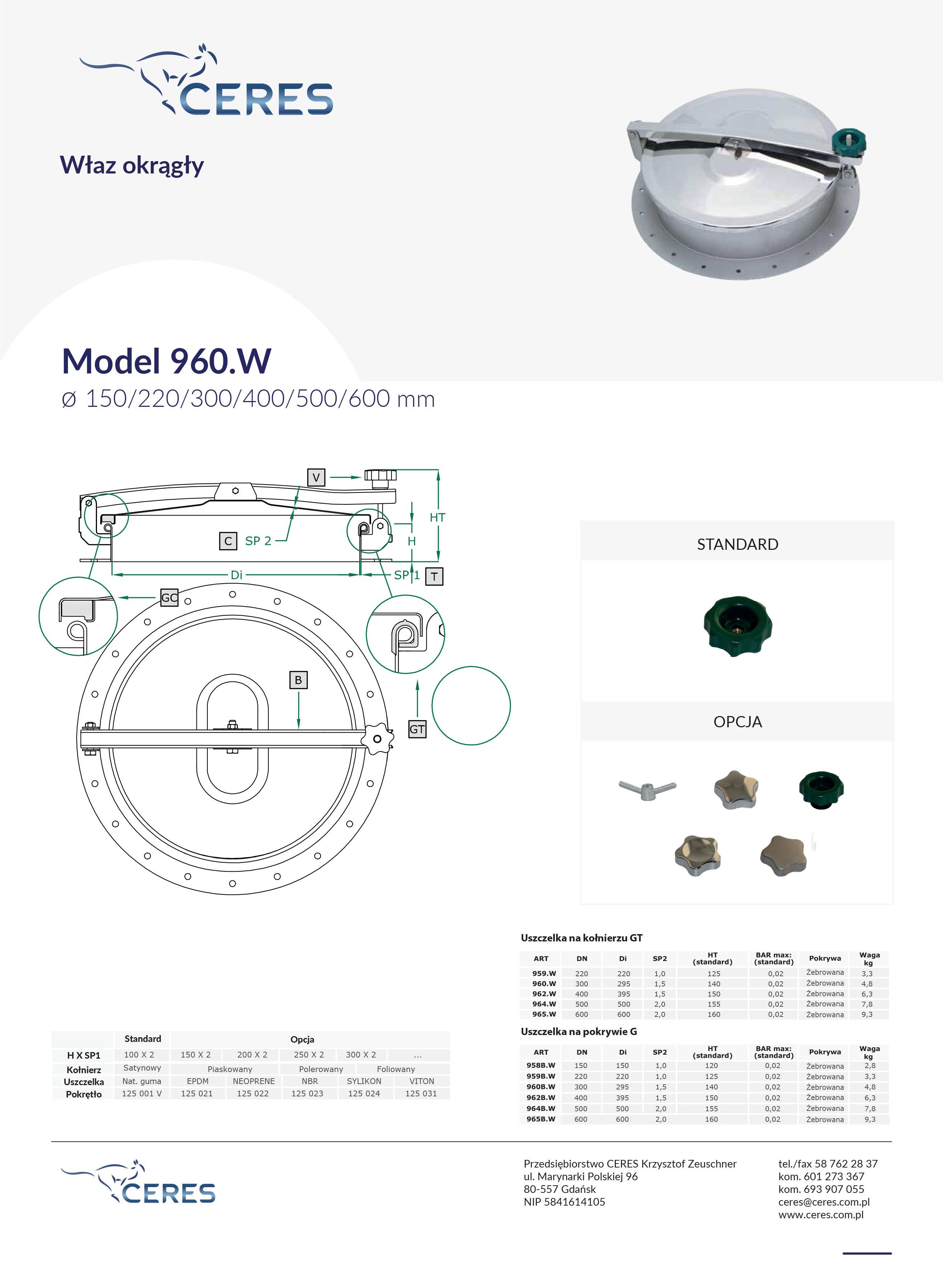 Model960W
