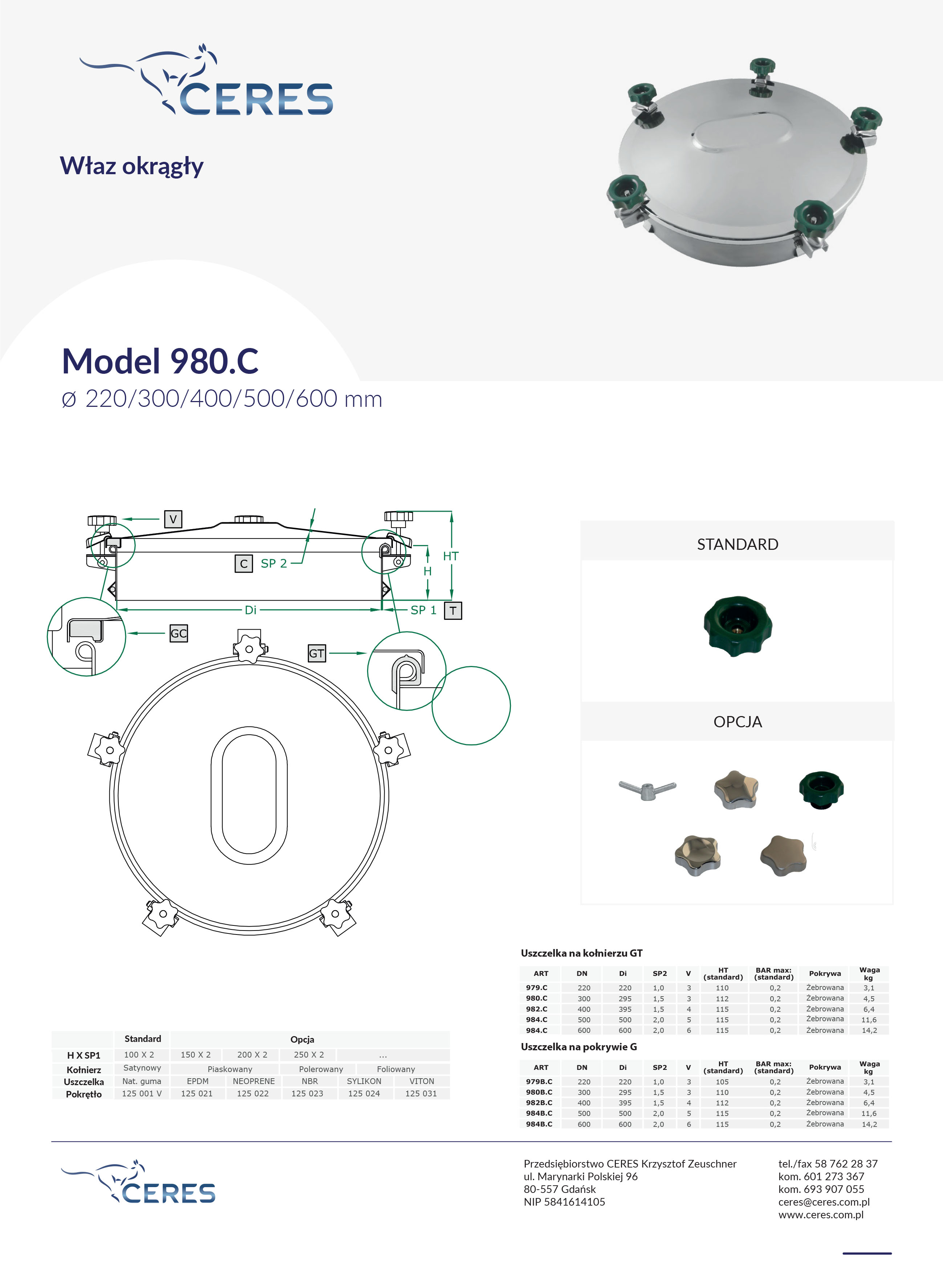 Model980c