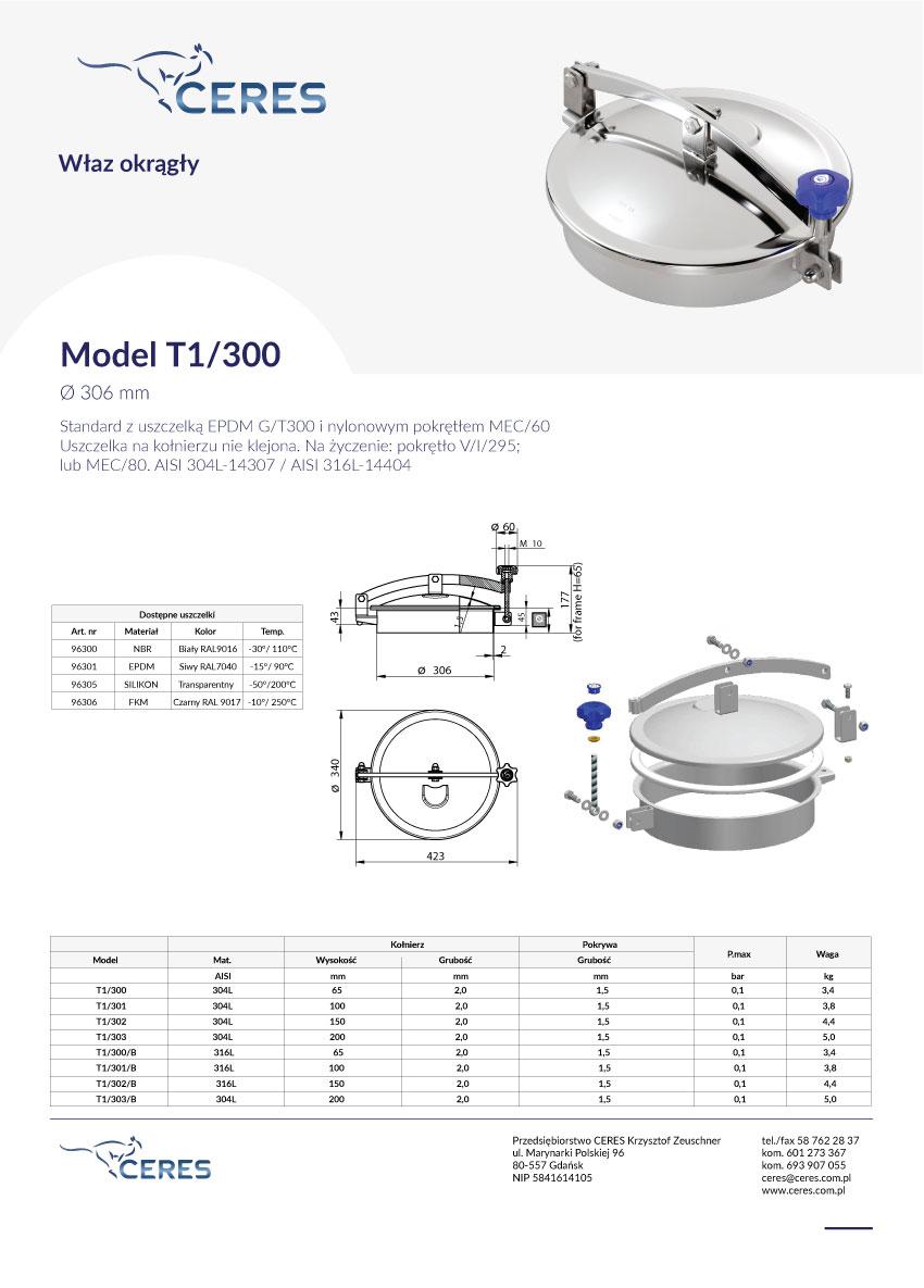 model-T1-300